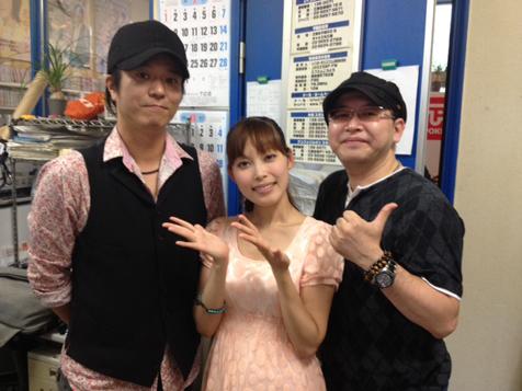 第16回放送(2012年7月21日)ゲスト 浅岡雄也さん