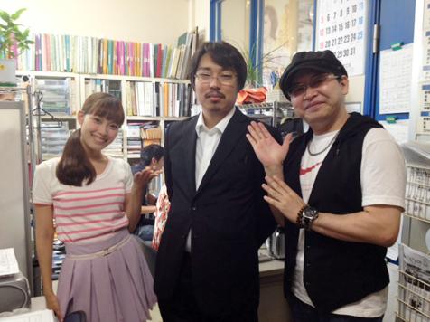 第22回放送(2012年9月1日) ゲ...